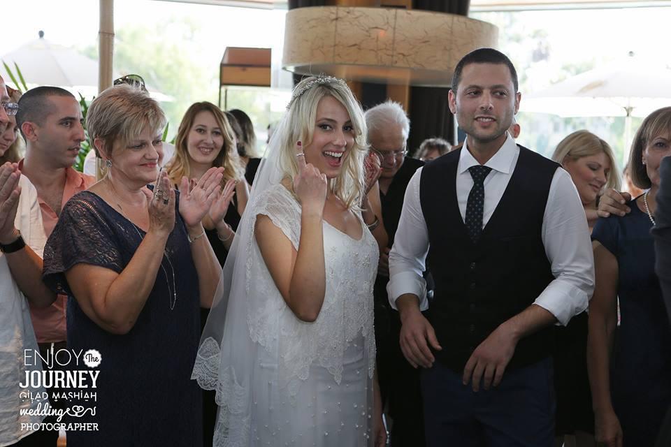 חתונה קיץ בריבר סייד - צילום גלעד משיח